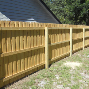 Another Great job my David S. Smith Fence