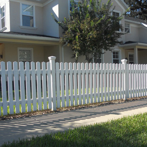 See More of our Custom Fences Installations