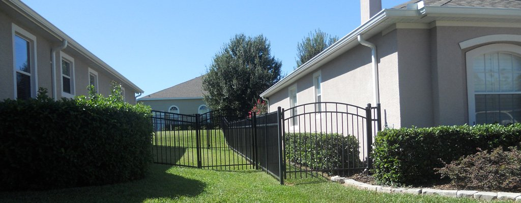 Ornamental Fence Installation Orlando