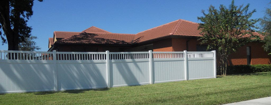Vinyl Fencing Orlando and Apopka
